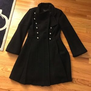 Guess winter dress coat